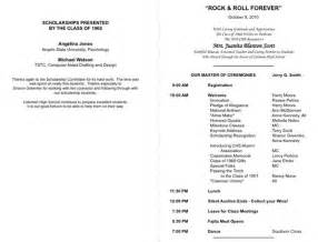 funeral program wording other sles