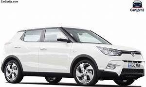 SsangYong Tivoli 2018 prices and specifications in Egypt Car Sprite