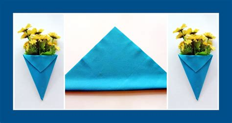 Servietten Als Tasche Falten by Servietten Falten Tasche Deko Ideen