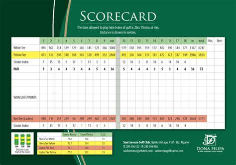 golf scorecard jjw san lorenzo golf course scorecard jpg