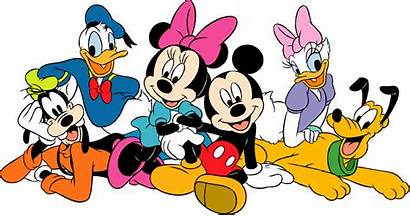 Mouse Mickey Cartoon Characters Src