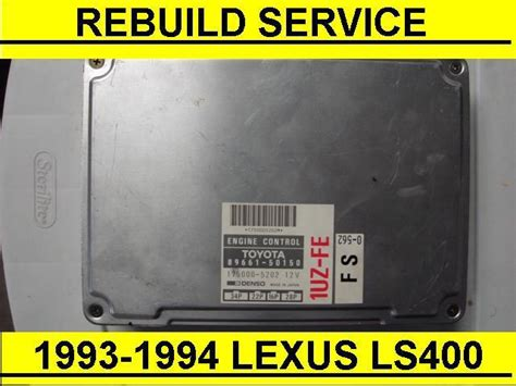 applied petroleum reservoir engineering solution manual 2002 lexus gs on board diagnostic system how to replace ecm for a 1994 lexus ls lexus ecu computer chip cruise control ebay