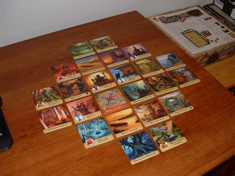 forbidden island  cooperative board game   real