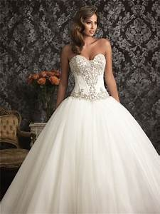 exquisite ball gown sweetheart organza satin corset With corset ball gown wedding dresses