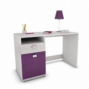 Bureau Enfant Fille : choisir un bureau pour un enfant cimod ~ Teatrodelosmanantiales.com Idées de Décoration