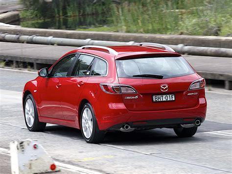 Mazda 6/atenza Wagon Specs & Photos