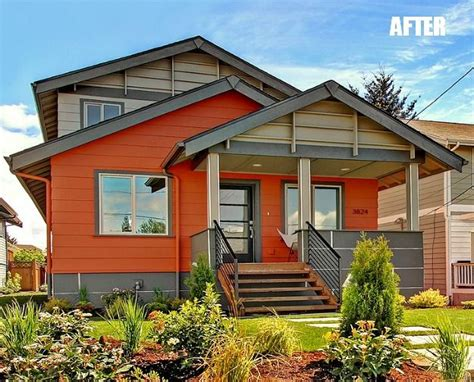 A Beatup Bungalow Gets A Modern Makeover Seattle