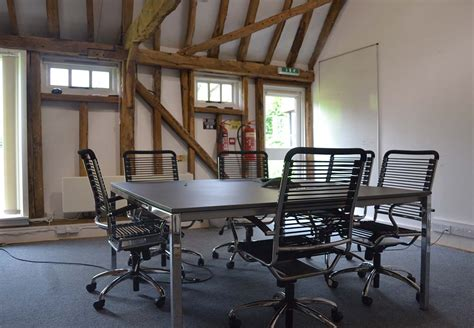 Wool Barn by Peper Harow Beautiful Offices Available To Rent