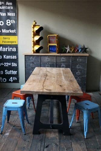 table cuisine industrielle les 25 meilleures idées de la catégorie banc ébéniste sur
