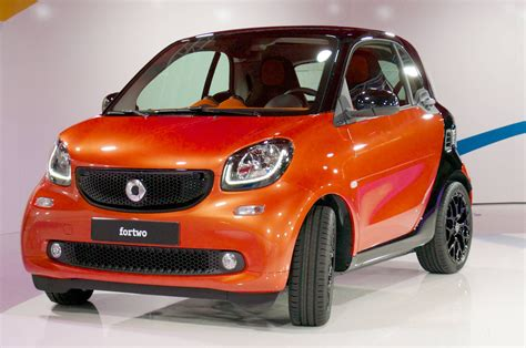 smart car 2016 2016 smart fortwo first look motor trend
