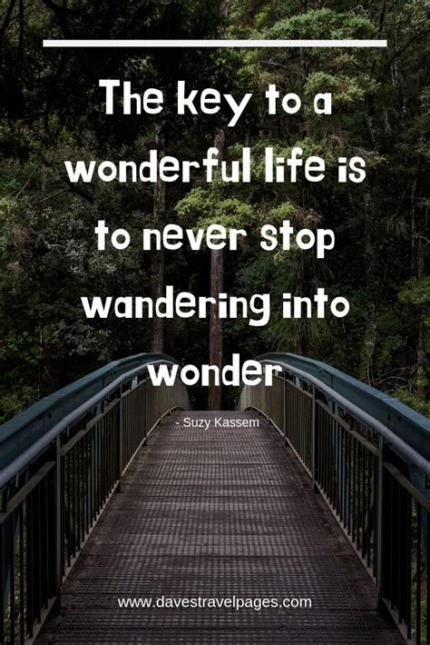 Best Wanderlust Quotes - 50 Awesome travel quotes to ...
