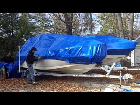 Boat Shrink Wrap Green Bay cing shrink videolike