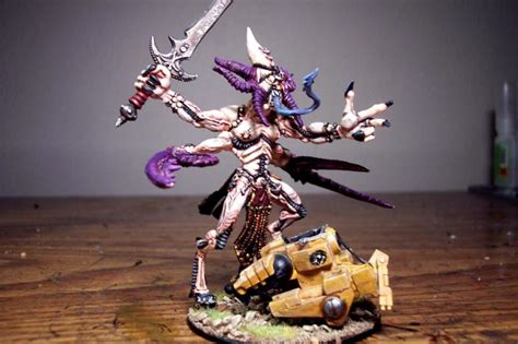 chaos daemons keeper of secrets warhammer 40 000