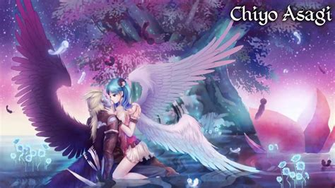 latest fantasy romance anime nightcore stand by you rachel platten youtube