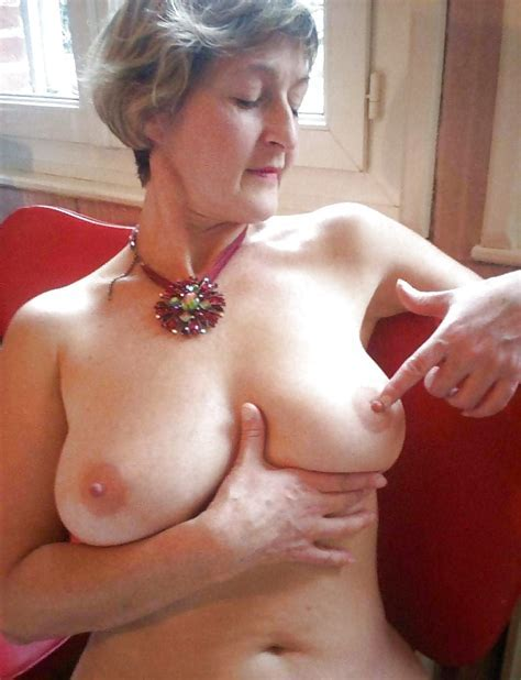Elegant Looking Matures With The Hot Saggy Tits