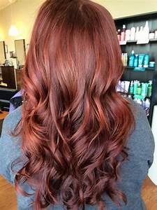 Ombré Hair Rouge : balayage cheveux et ombr hair en 20 photos qui en disent ~ Melissatoandfro.com Idées de Décoration