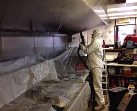 kitchen extract cleaning duct cleaning  scotland