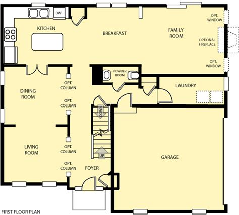 family home floor plans house plans single family homes house design plans