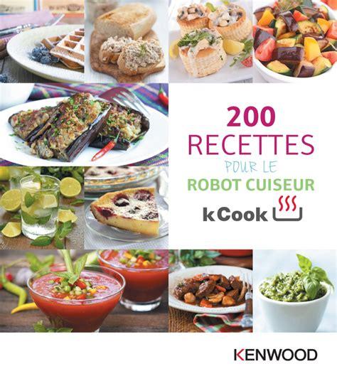 livre de cuisine kenwood kenwood cuiseur kcook kenwood ccc200wh ccc200wh