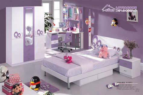 d馗oration chambre fillette décoration chambre fille violet