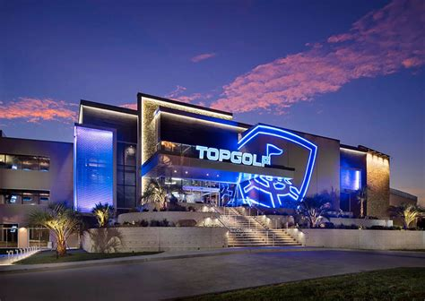 topgolf webster facility