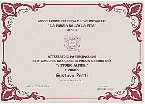 Cornici Diplomi by Attestati E Cornici