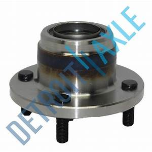 New Rear Wheel Hub And Bearing Assembly 2000