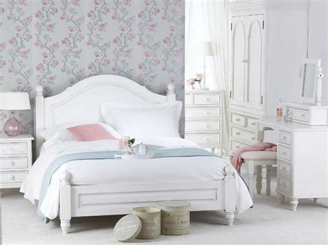 style chambre fille chambre pour fille en style shabby chic