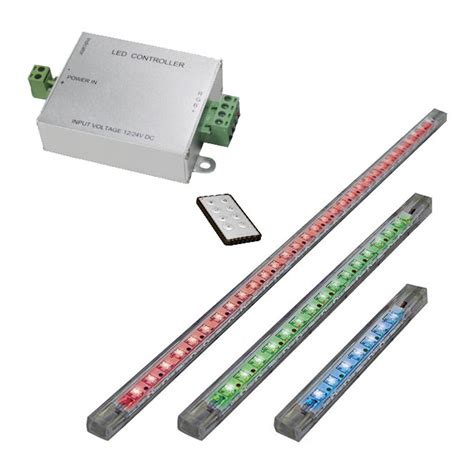 seamaster rgb led light kit w rf remote