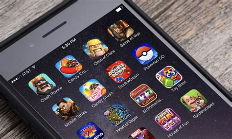 Free Apps For Mobile by The Best Free Mobile Gaming Apps For Ios And Android