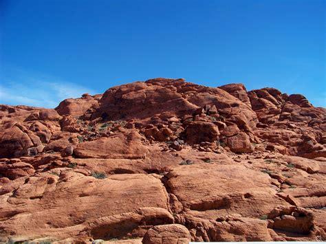 Dave Kathy Red Rock Canyon April