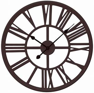 horloge murale geante maison du monde perfect horloge With meuble entree maison du monde 7 decoration murale design decoration pier import