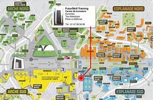 Les 4 Temps Parking : plan d 39 acc s futurskill training ~ Dailycaller-alerts.com Idées de Décoration