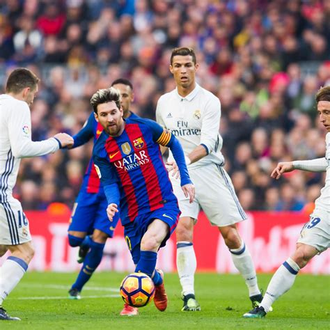 Barcelona vs. Real Madrid: Score and Reaction from 2016 El ...