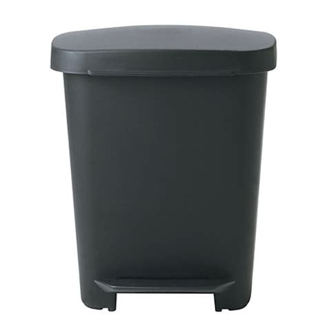 Oxo 8 Gallon Rectangle Step Trash Can In Kitchen Trash Cans
