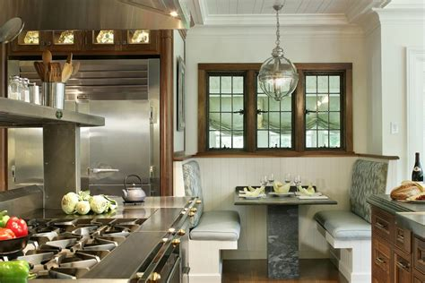 Kitchen Booth Design by 20 Stunning Kitchen Booths And Banquettes Hgtv