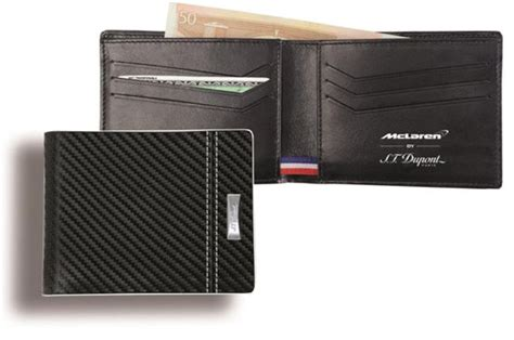 Dupont Special Edition Mclaren Carbon Fiber Leather Credit