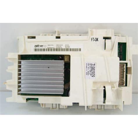 41031024 hoover vhw964dp 47 n 176 243 module de puissance hs pour lave linge