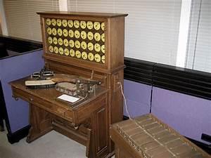 Tabulating machine - Wikipedia