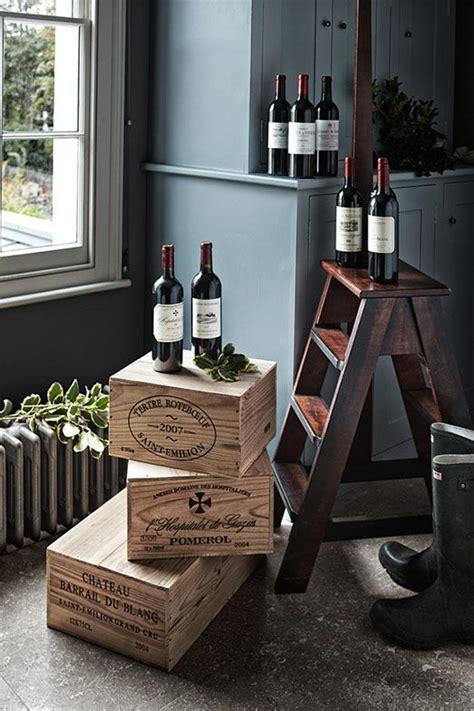 style wellies farmhouse kitchen wine rack decor