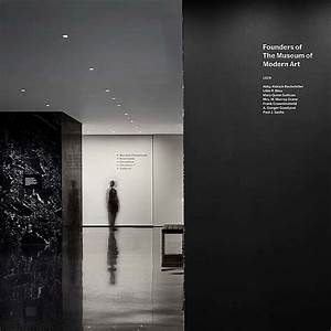 the museum of modern signage and wayfinding program
