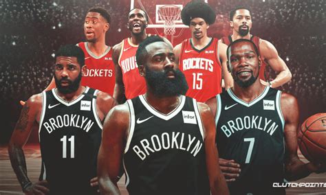 NBA rumors: James Harden trade discussed between Nets, Rockets