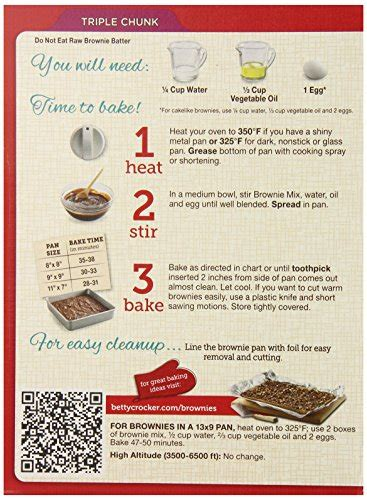betty crocker brownie mixes