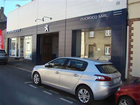 Garage Ducrocq Agent Peugeot Fruges