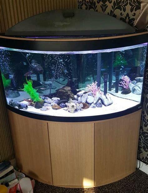 fluval venezia 350 fluval venezia 350 corner fish tank in nelson lancashire gumtree