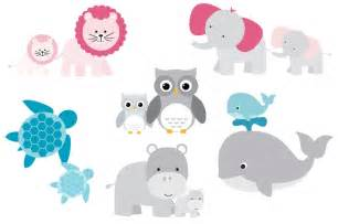what will it bee baby shower and baby animals clipart clipartsgram