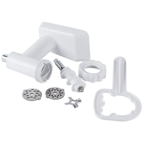 Kitchenaid Dishwasher Grinder by Kitchenaid Fga Food Grinder Attachment For Stand Mixers