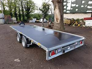 New Ifor Williams Trailer Lm166 16ft For Sale