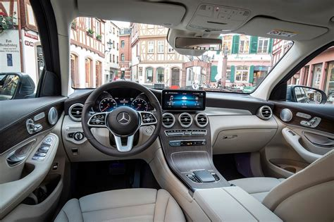 Do it right, and the cash continues to flow; 2020 Mercedes-Benz GLC First Drive | Edmunds