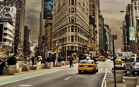 New York City Street Wallpaper (66+ images)